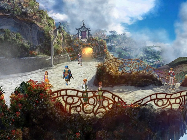 Recension: Baten Kaitos