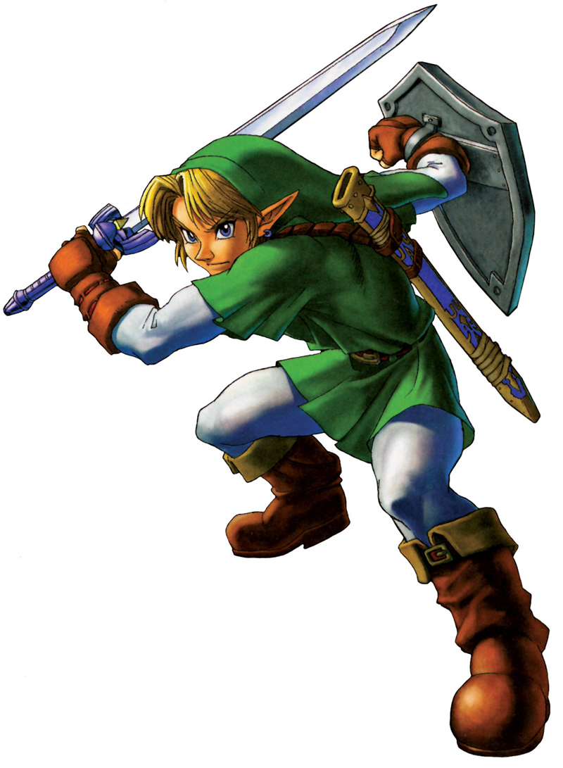 Ocarina of Time - Bilder
