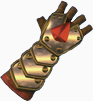Golden Gauntlets