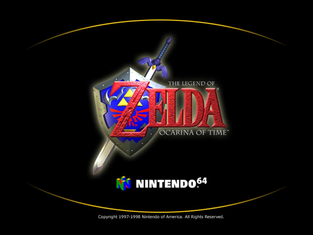 Ocarina of Time - Wallpapers
