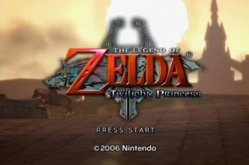 The Legend of Zelda: Twilight Princess - Intro