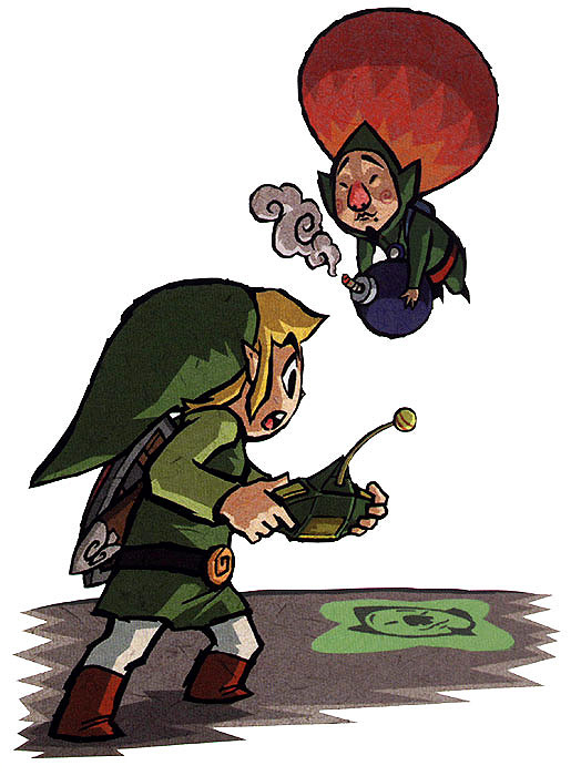 The Wind Waker - Bilder
