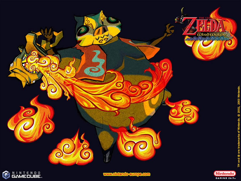 The Wind Waker - Wallpapers